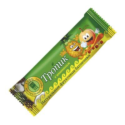 """Батончик фруктовый """"Тропик"""" с ананасом"""